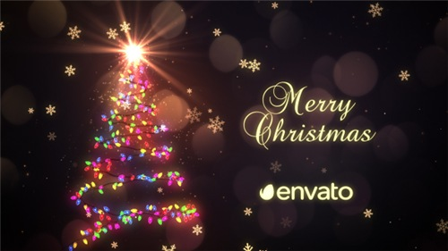 Christmas Lights - After Effects Project (Videohive)