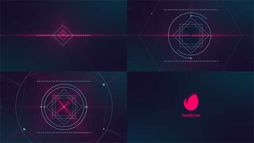 Glitch logo 19607440 - After Effects Project (Videohive)