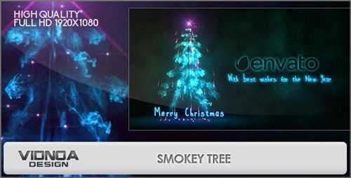 Smokey Tree - After Effects Project (Videohive)