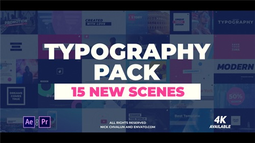 Titles 21810569 - After Effects Project (Videohive)