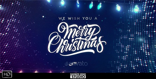 Magic Christmas Greeting - After Effects Project (Videohive)