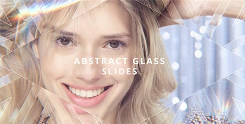 Abstract Glass Slides - After Effects Project (Videohive)