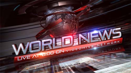 World News Broadcast Pack V.2 - After Effects Project (Videohive)