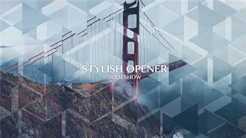 Stylish Opener - Slideshow - After Effects Project (Videohive)