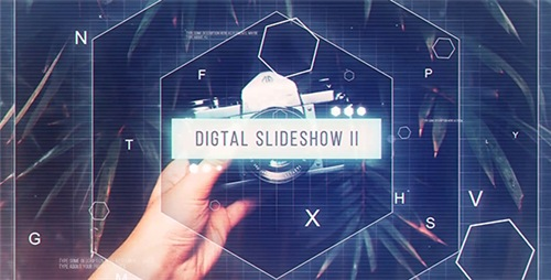 Digital Slddeshow - After Effects Project (Videohive)