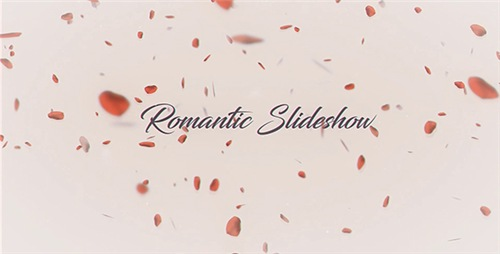 Romantic Slideshow 20166726 - After Effects Project (Videohive)