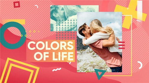 Colorful Opener 22043954 - After Effects Project (Videohive)
