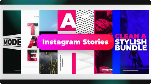 Instagram Stories 22118903 - After Effects Project (Videohive)