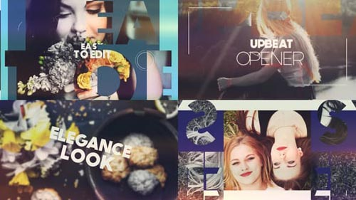 Upbeat Opener 14993906 - After Effects Project (Videohive)