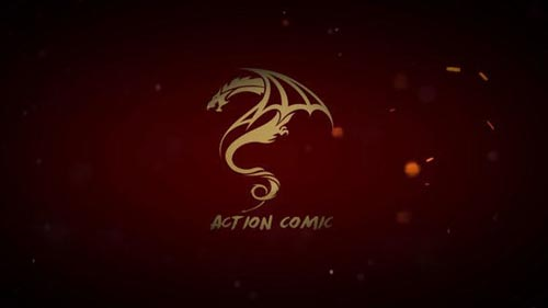 Action Comic V.1 - After Effects Project (Videohive)