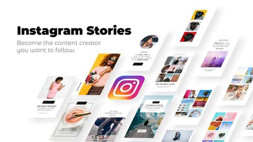 Instagram Stories 22224211 - After Effects Project (Videohive)