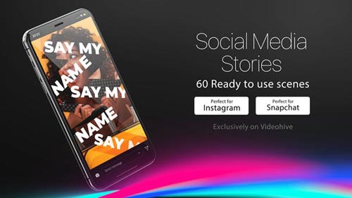 Instagram Stories 23379737 - After Effects Project (Videohive)