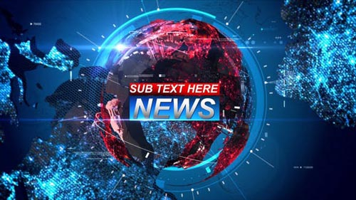 Breaking News - After Effects Project (Videohive)