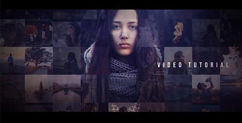 Mozaic Opener - After Effects Project (Videohive)