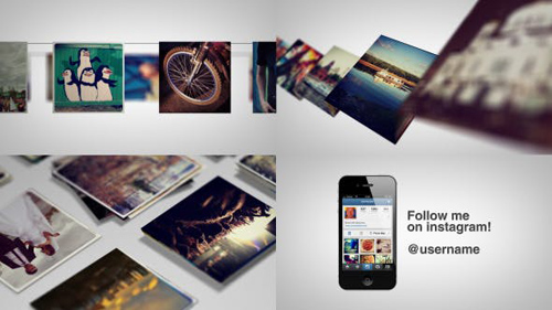 Mockstagram - Showcase Your Instagram - After Effects Project (Videohive)