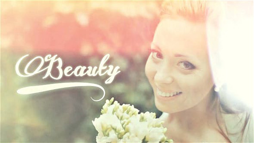 Wedding Photo & Video Gallery Montage - After Effects Project (Videohive)