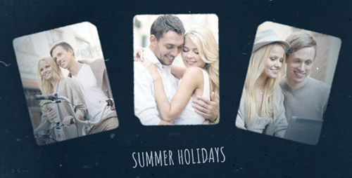 My Summer - Photo Gallery - After Effects Project (Videohive)