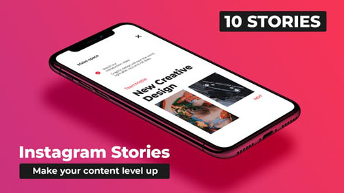 Mood Instagram Stories - After Effects Project (Videohive)