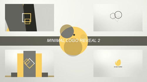 Minimal Logo Reveal 2 - After Effects Project (Videohive)