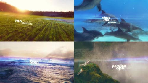 Parallax - After Effects Project (Videohive)