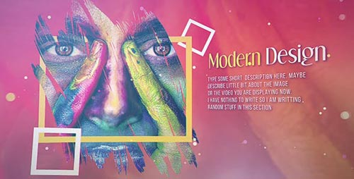 Colorful Life - After Effects Project (Videohive)